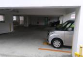 館内に駐車場
